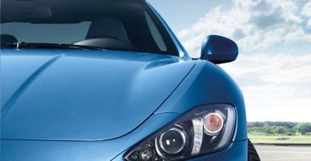 2013 Maserati GranTurismo 4.7 Sport Auto  第3張相片