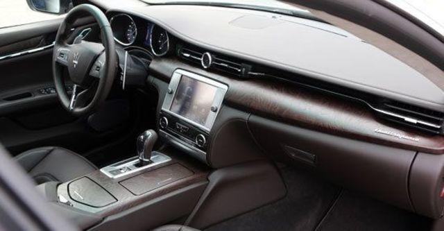 2013 Maserati Quattroporte S Q4  第11張相片