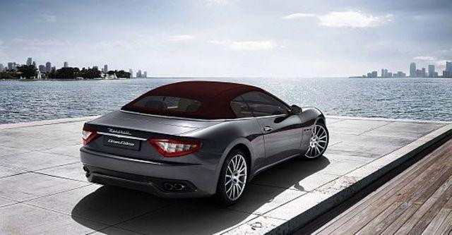 2012 Maserati GranCabrio 4.7  第4張相片
