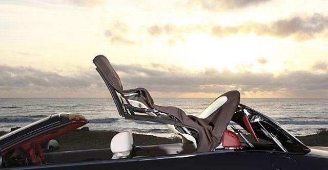 2012 Maserati GranCabrio 4.7  第8張相片