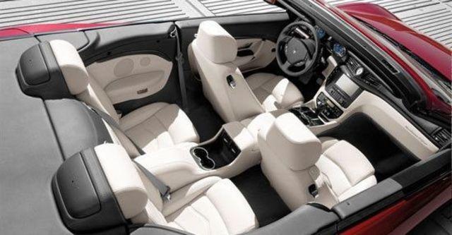 2012 Maserati GranCabrio Sport 4.7  第4張相片