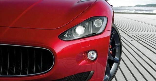 2012 Maserati GranCabrio Sport 4.7  第6張相片