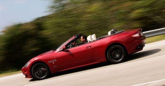 2012 Maserati GranCabrio Sport 4.7  第7張相片