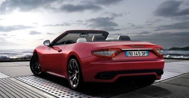 2012 Maserati GranCabrio Sport 4.7  第8張相片
