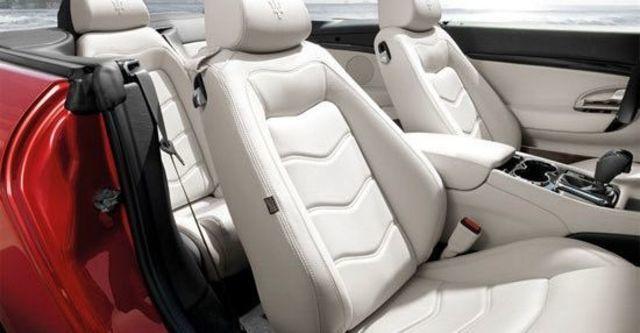 2012 Maserati GranCabrio Sport 4.7  第10張相片