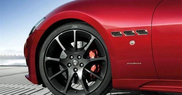 2012 Maserati GranCabrio Sport 4.7  第11張相片
