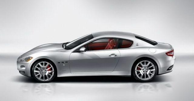 2012 Maserati GranTurismo 4.2  第4張相片