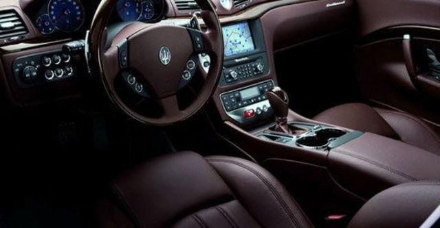 2012 Maserati GranTurismo 4.7 Red S Auto  第5張相片