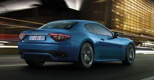 2012 Maserati GranTurismo 4.7 Sport Auto  第7張相片