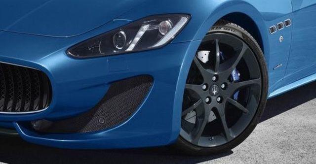2012 Maserati GranTurismo 4.7 Sport Auto  第8張相片