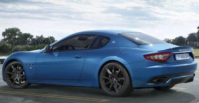 2012 Maserati GranTurismo 4.7 Sport Auto  第10張相片