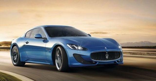 2012 Maserati GranTurismo 4.7 Sport Auto  第11張相片
