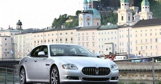 2012 Maserati Quattroporte 4.7 S Executive GT  第1張相片