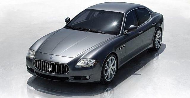2012 Maserati Quattroporte 4.7 S Executive GT  第9張相片