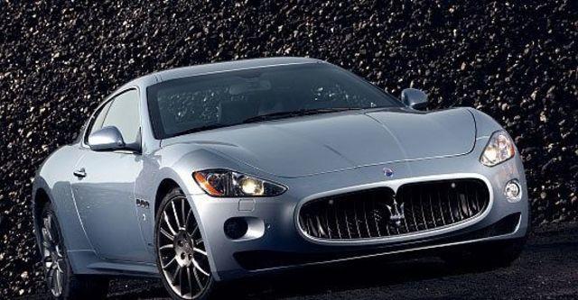 2011 Maserati GranTurismo 4.7 S Auto  第4張相片