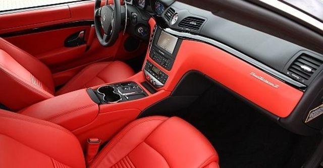 2011 Maserati GranTurismo 4.7 S Auto  第7張相片