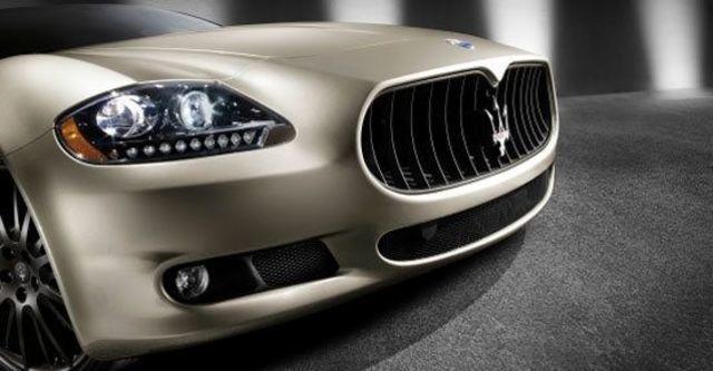 2011 Maserati Quattroporte 4.7 Sport GTS  第3張相片