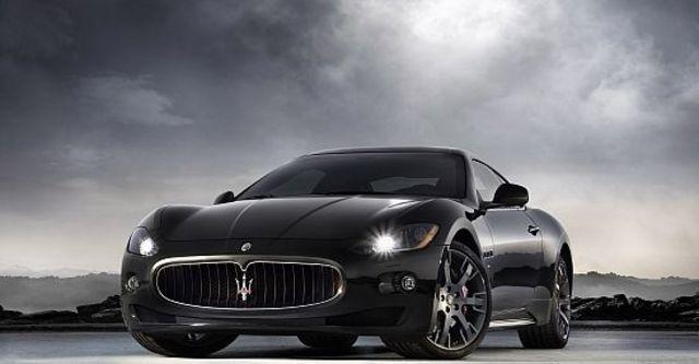 2010 Maserati GranTurismo 4.7 MC Auto  第3張相片