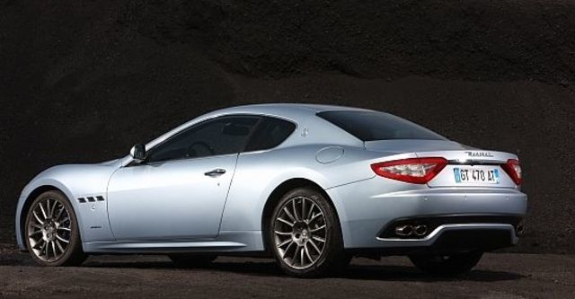 2010 Maserati GranTurismo 4.7 Red S Auto  第3張相片
