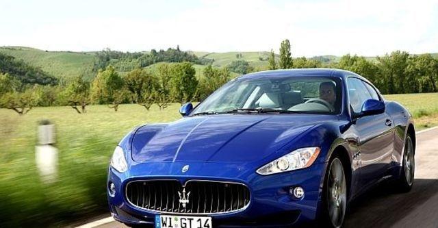 2010 Maserati GranTurismo 4.7 Red S Auto  第4張相片