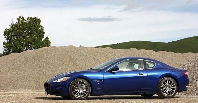 2010 Maserati GranTurismo 4.7 Red S Auto  第5張相片