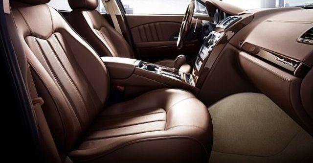 2010 Maserati Quattroporte 4.7 S  第5張相片