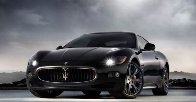 2009 Maserati Gran Turismo S  第1張相片