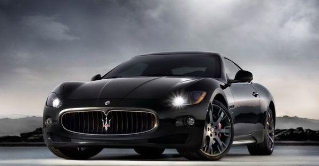 2009 Maserati Gran Turismo S  第2張相片
