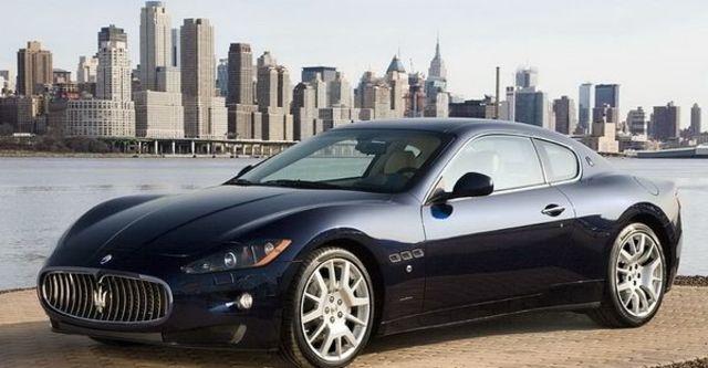 2008 Maserati Gran Turismo 標準款  第6張相片