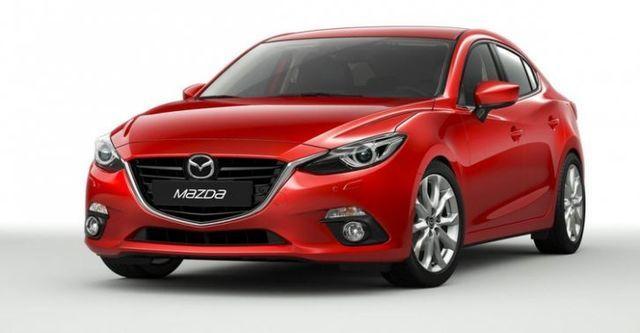 2015 Mazda 3 4D 2.0尊貴型  第1張相片
