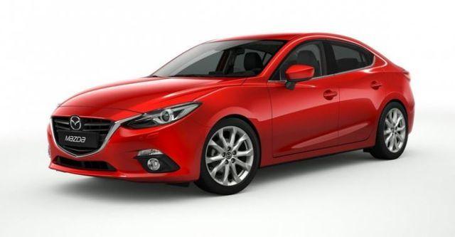 2015 Mazda 3 4D 2.0尊貴型  第2張相片