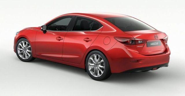 2015 Mazda 3 4D 2.0尊貴型  第3張相片