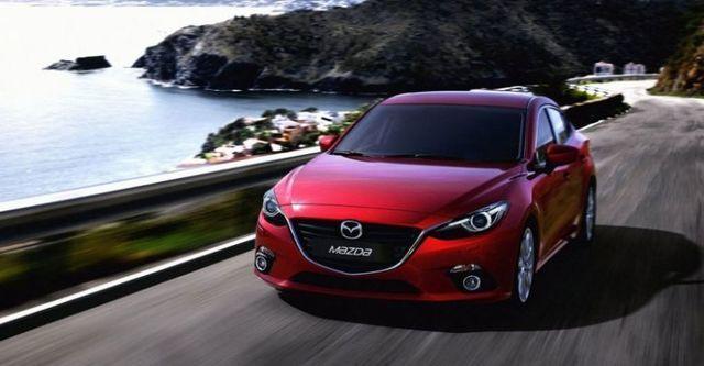 2015 Mazda 3 4D 2.0尊貴型  第4張相片