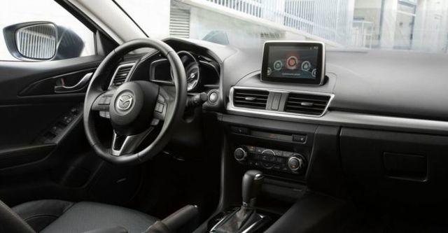 2015 Mazda 3 4D 2.0尊貴型  第9張相片