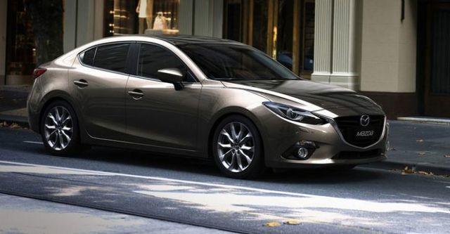 2015 Mazda 3 4D 2.0豪華型  第1張相片