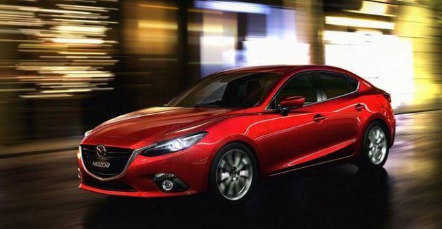 2015 Mazda 3 4D 2.0頂級型  第1張相片
