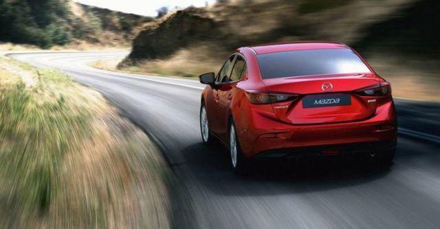 2015 Mazda 3 4D 2.0頂級型  第3張相片