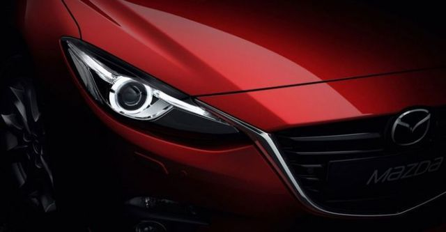 2015 Mazda 3 4D 2.0頂級型  第5張相片