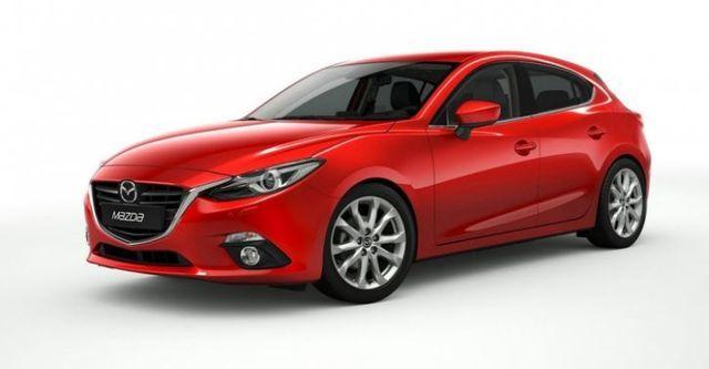 2015 Mazda 3 5D 2.0尊貴型  第1張相片