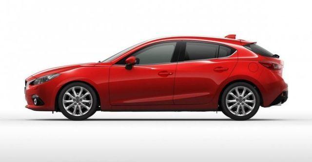 2015 Mazda 3 5D 2.0尊貴型  第2張相片