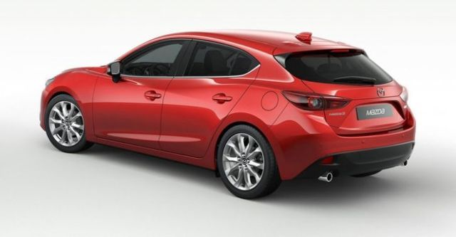 2015 Mazda 3 5D 2.0尊貴型  第3張相片