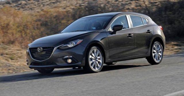 2015 Mazda 3 5D 2.0尊貴型  第4張相片