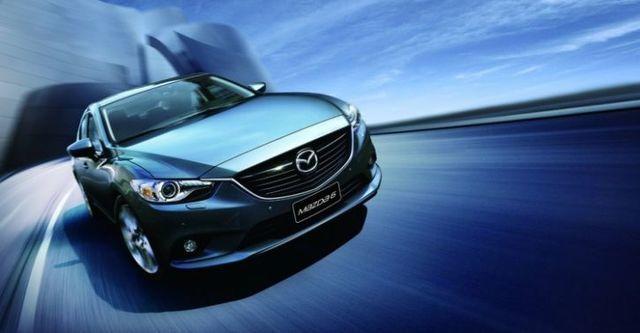 2015 Mazda 6 2.0汽油尊貴型  第1張相片