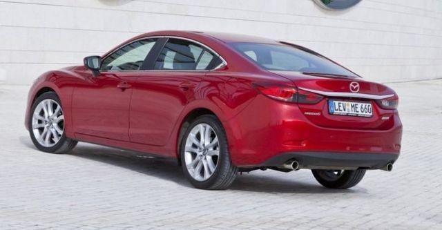 2015 Mazda 6 2.0汽油尊貴型  第3張相片