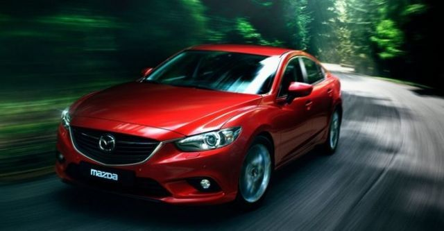 2015 Mazda 6 2.0汽油尊貴型  第4張相片