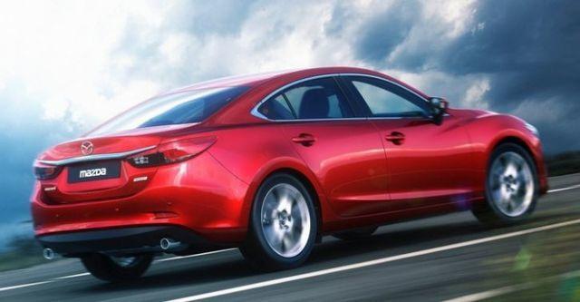 2015 Mazda 6 2.0汽油尊貴型  第5張相片