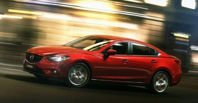 2015 Mazda 6 2.0汽油尊貴型  第6張相片