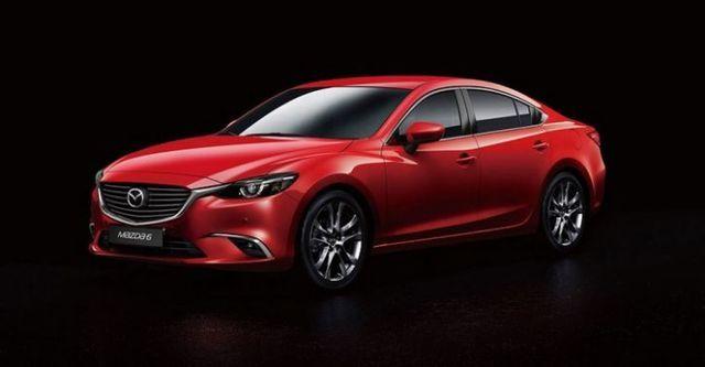 2015 Mazda 6(NEW) SKY-G  第1張相片