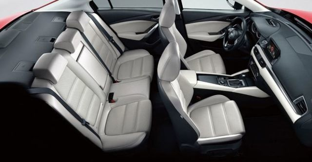 2015 Mazda 6(NEW) SKY-G  第8張相片