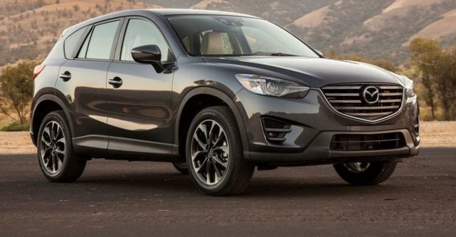 2015 Mazda CX-5(NEW) SKY-D 2WD  第1張相片